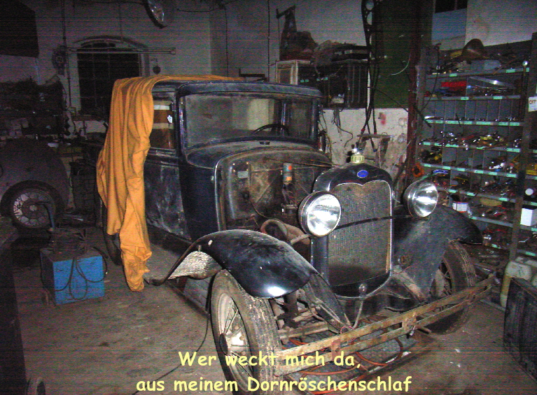 FORD A gut 0353